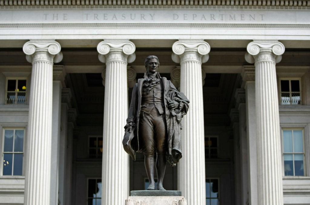 Federal Budget Deficit Rises 17 Percent