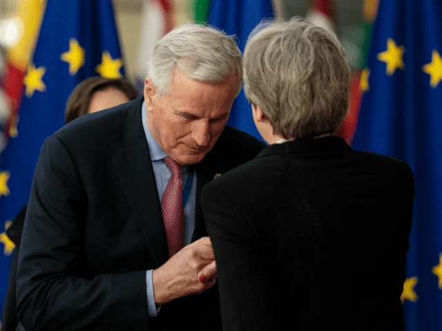 barnier theresa may brexit