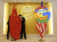 Google feels the future is in China