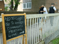 London crime London knife crime