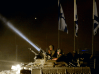 IDF Preps Largescale Offensive as Hamas Fires Over 300 Terror Rockets