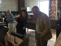 Republican Dana Rohrabacher Visits Marijuana Dispensary with Seniors