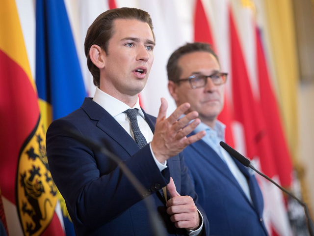 Austria says it won't sign United Nations  global migration pact