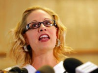 McSally: Sinema Being OK with Americans Joining Taliban Is 'Disqualifying'