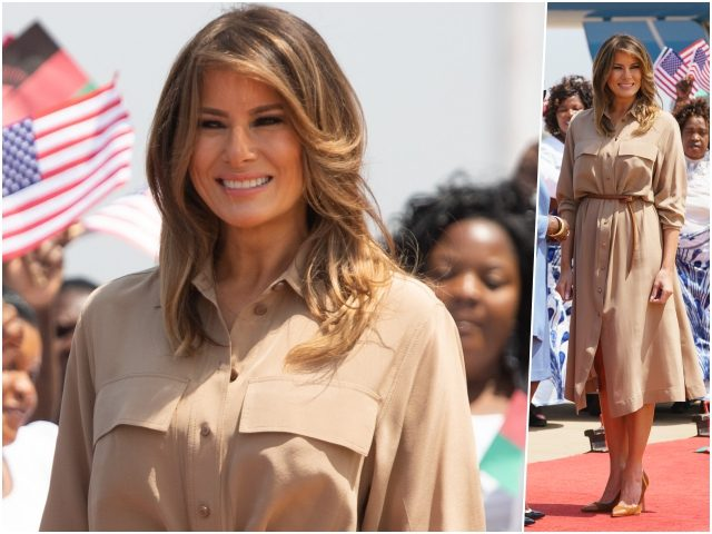 The Five Places Melania Trump Will Visit in Nairobi