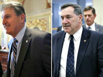 Manchin, Donnelly