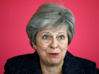 May Looks Surprised