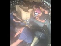 Smuggler Busted with 24 Migrants in 100-Degree Box Truck