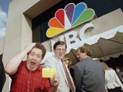 NBC Fake news (Mark J. Terrill / Associated Press)