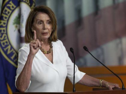 Nancy Pelosi (Alex Edelman / Getty)