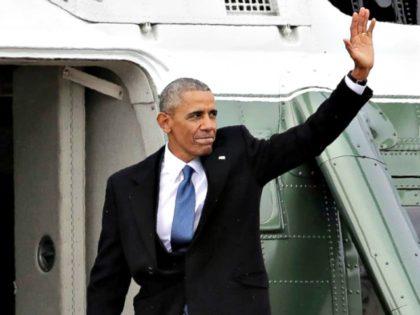Obama Leaves Office