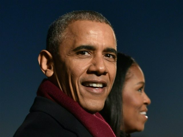 The Obamas May Have Found Their First Netflix Project