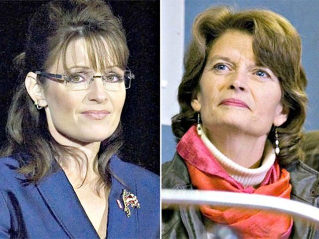 Palin, Murkowski