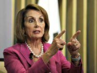 Nancy Pelosi Details Democrats' Plan for Open Borders