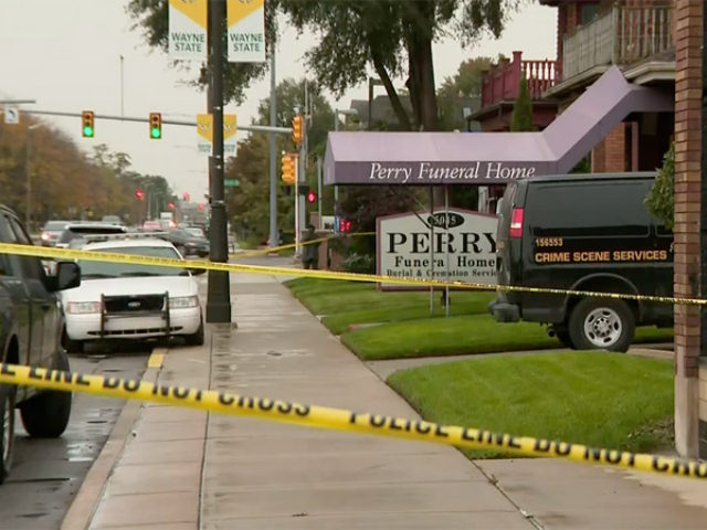 Perry Funeral Home: Unburied fetuses, infants removed from second Detroit funeral home