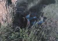 Brooks County Sheriff's Office deputies recover the body of a recently deceased Salvadoran female. (Photo: Brooks County Sheriff's Office)