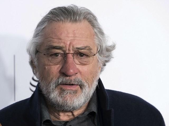 Robert De Niro Rips 'Jerkoff' Trump: 'Down with This Motherf**ker'