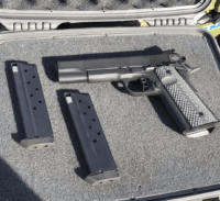 Rock Island Armory Ultra FS 10mm First Impressions: Balanced and Deadly Accurate