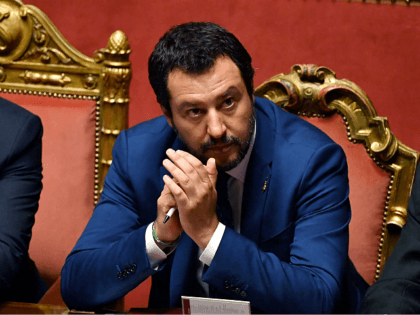 Leftist Pro-Migration Activists Alleged to Be Behind UN Attack on Salvini