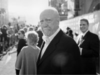 2017 TCM Classic Film Festival - The 50th Anniversary Screening of 'In the Heat of the Night' (1967) Red Carpet & Opening Night LOS ANGELES, CA - APRIL 06: (EDITOR'S NOTE: image has been shot in black and white. Color version not available.) Actor Scott Wilson attends the 50th anniversary …
