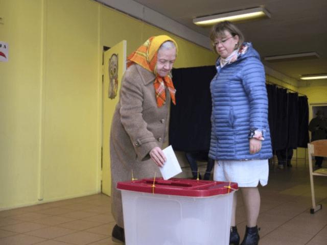 Latvia Vote
