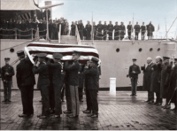 The Unknown Soldier and the USS Olympia,