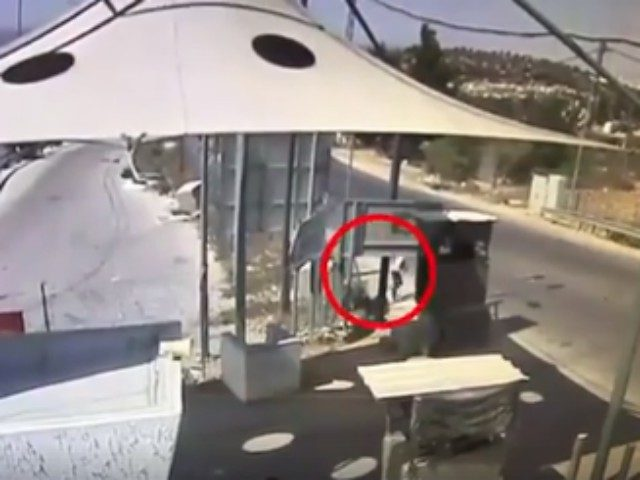 An 8-year-old Palestinian boy threw a knife at an IDF soldier at a checkpoint near Route 443 in the West Bank before fleeing the scene on Thursday afternoon. No injuries were reported and the IDF troops searched the area to locate the child.
