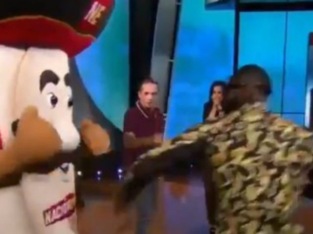 Deontay Wilder Apologizes After Reportedly Breaking Mascot's Jaw on TV