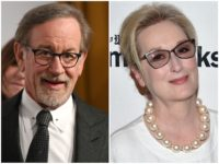 Hollywood Elites Steven Spielberg, Meryl Streep Donate Big Bucks to Elect Democrats