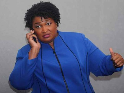 Democratic Candidate Stacey Abrams: 'Undocumented' Immigrants Are Part of the 'Blue Wave'