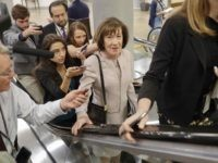Susan Collins (Pablo Martinez Monsivais / Associated Press)