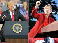 Trump, Elizabeth Warren