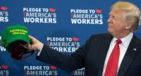 Trump, Pledge to American Workers
