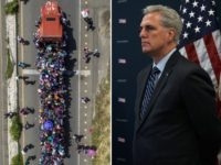 Exclusive — House Majority Leader Kevin McCarthy: 'No Longer Just Republicans Versus Democrats; It's America Versus Socialism'