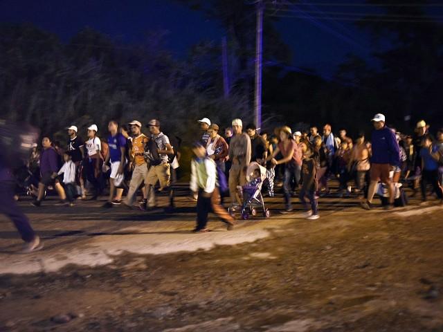 Soros-Backed Attorneys Helping Caravan Migrants Get Asylum in U.S.