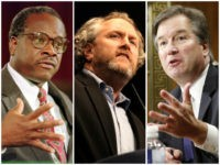clarence-thomas-andrew-breitbart-brett-kavanaugh-640x480-2-Getty-Flickr