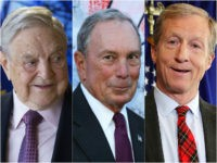 Kevin McCarthy: George Soros, Michael Bloomberg, Tom Steyer 'Trying to Buy our Government'