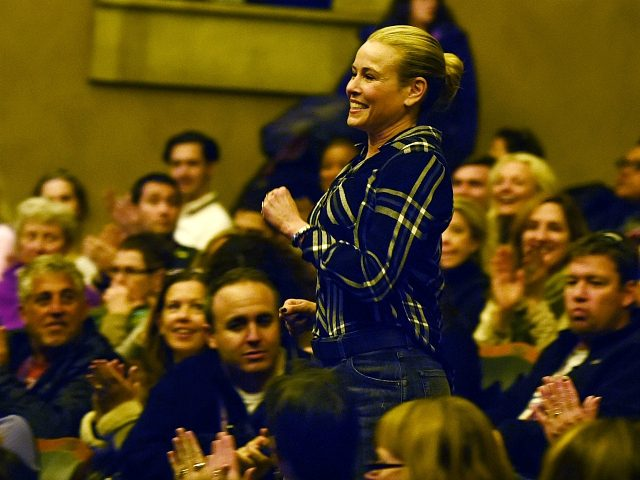 "Chelsea Handler, star and executive producer of ""Chelsea Does,"" walks through the crowd as she is introduced at the premiere of the Netflix documentary series at the 2016 Sundance Film Festival on Friday, Jan. 22, 2016, in Park City, Utah. (Photo by Chris Pizzello/Invision/AP)"