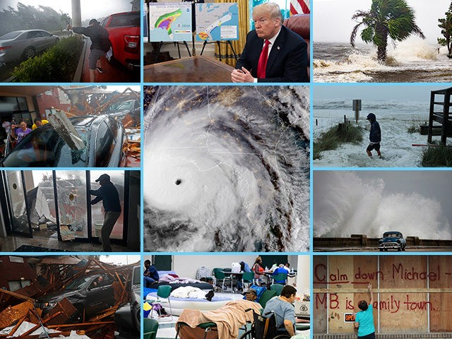hurricane-michael-collage