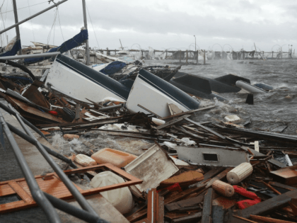 Hurricane Michael slammed into the Florida Panhandle with terrifying winds …