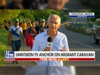 Jorge Ramos Defends Migrant Caravan on Fox News: 'There's No Invasion'