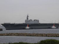 JS Kaga (DDH-184) is a helicopter carrier (officially classified by Japan as a helicopter destroyer) and the second constructed ship in the Izumo class of the Japan Maritime Self-Defense Force (MSDF)