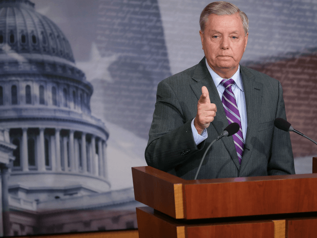 lindsey graham - 'There Will Be No Benghazis' on Trump's Watch
