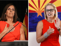 Martha McSally Surges to Narrow Lead Over Kyrsten Sinema