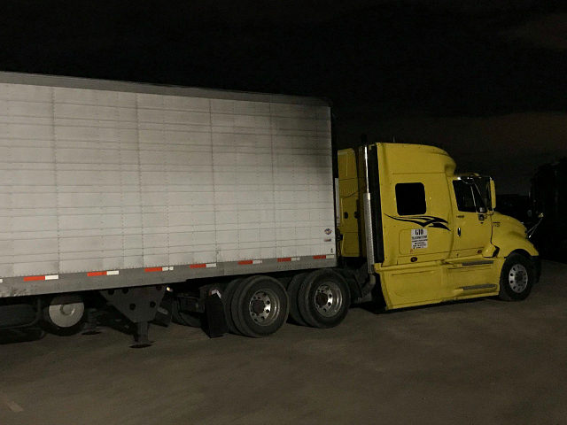 Oklahoma Police Find $4.4 Million of Liquid Meth in Semi Truck's Gas Tank