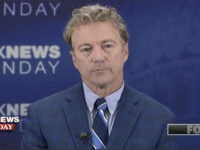 Rand Paul: 'We Really Need to Discontinue Our Arms Sales to Saudi Arabia'