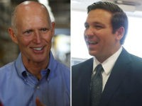 Republicans Scott and DeSantis Hold Early Voting Leads in Florida