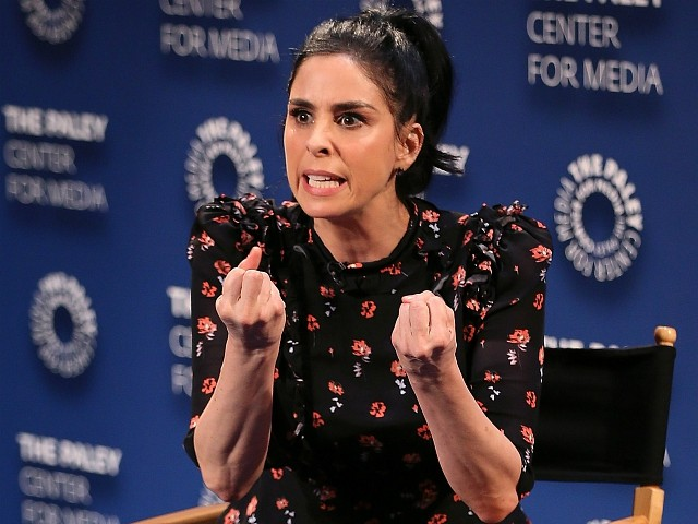 Sarah Silverman Erupts at Trump: 'You Are a Smelly Penis Hole'