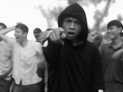 A group of Thai rappers has touched a nerve with an impassioned and now-viral music video in which they drop fiery rhymes about the ruling junta. Police are considering filing charges against the lyricists.