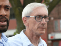 "In this Aug. 15, 2018, file photo, Wisconsin Democratic lieutenant governor candidate Mandela Barnes, left, and governor candidate Tony Evers speak to reporters at a news conference in Madison, Wis. Barnes said Tuesday, Oct. 16, 2018, that a lingerie party he threw nearly a decade ago was ""immature,"" and that …"